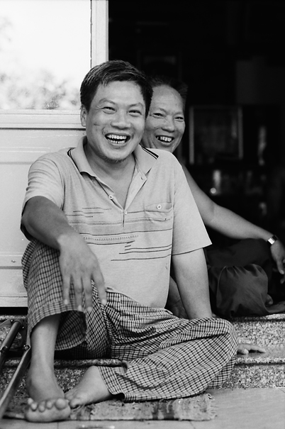 Two Similar Smiles @ Vietnam