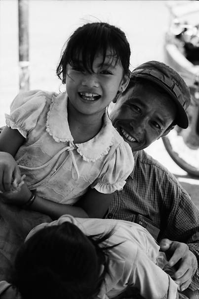 Two Kittenish Daughters (Vietnam)