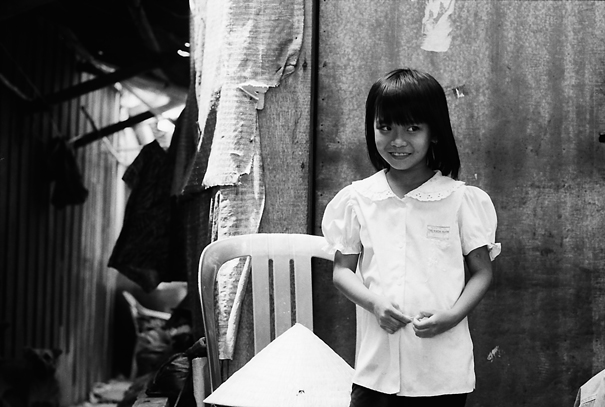 Side Glance Of A Shy Girl (Vietnam)