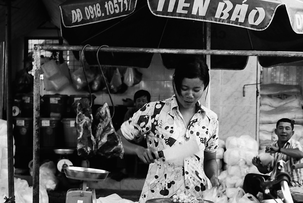 Cute Butcher @ Vietnam
