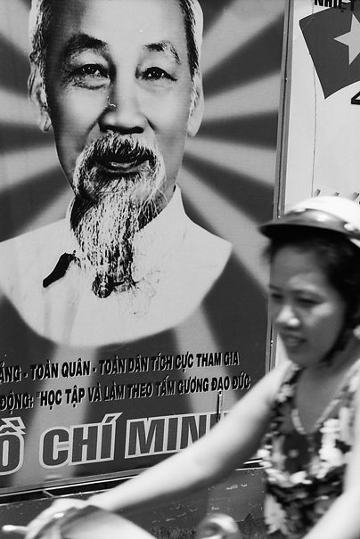 Ho Chi Minh Still Watches (Vietnam)