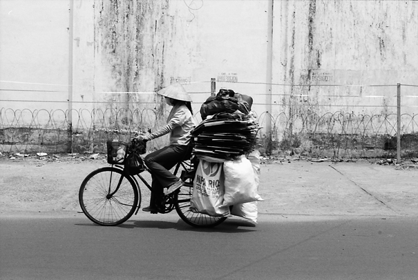 Bicycle Holds On (Vietnam)