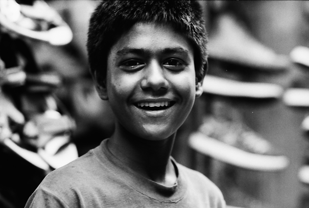 Smile Of A Teenager (Nepal)