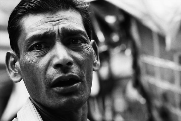 Scowling Man @ Nepal