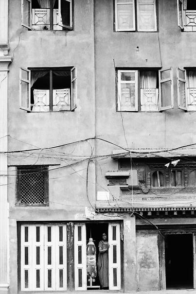 Door On The Ground Floor @ Nepal