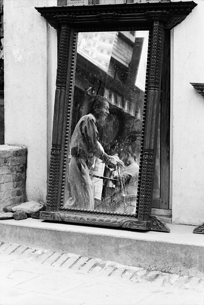 Man In The Mirror @ Nepal