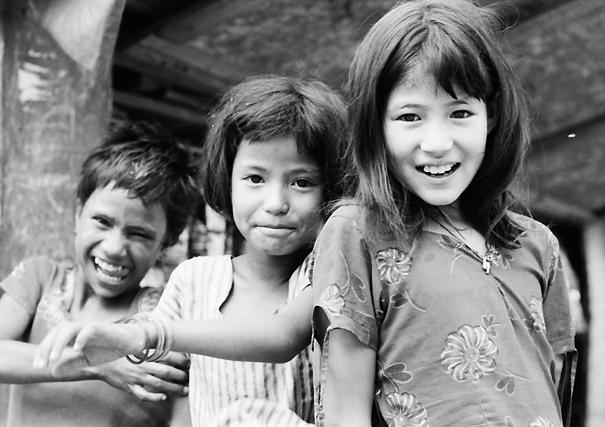 Three Girls @ Nepal