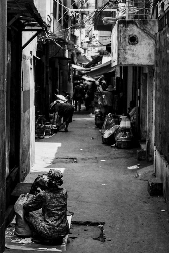 People in backstreet