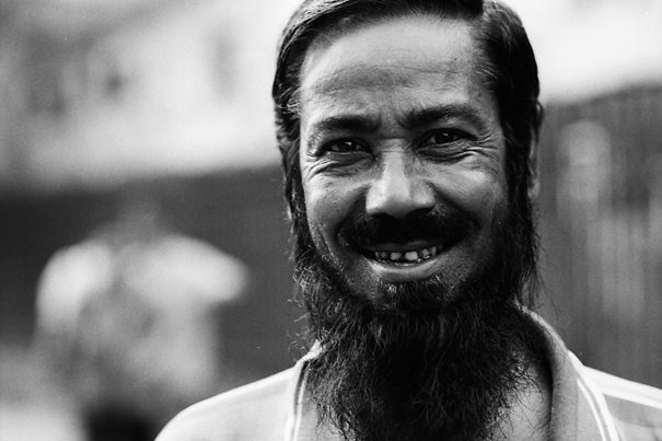 Smile And Long Beard (Bangladesh)