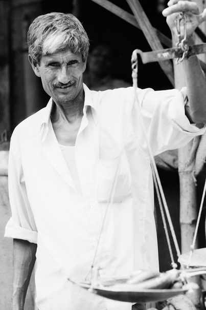 Man With His Tool In The Hand (Bangladesh)