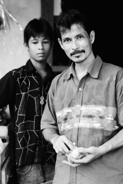 Two Men @ Bangladesh