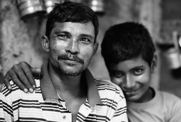 Father And Son @ Bangladesh