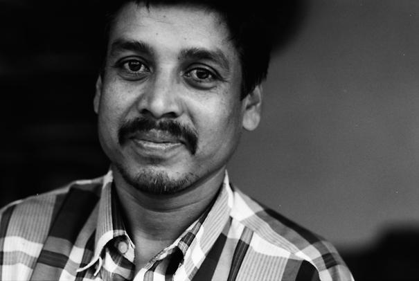 Checkered Shirt And Mustache (Bangladesh)