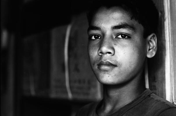 Young Man @ Bangladesh