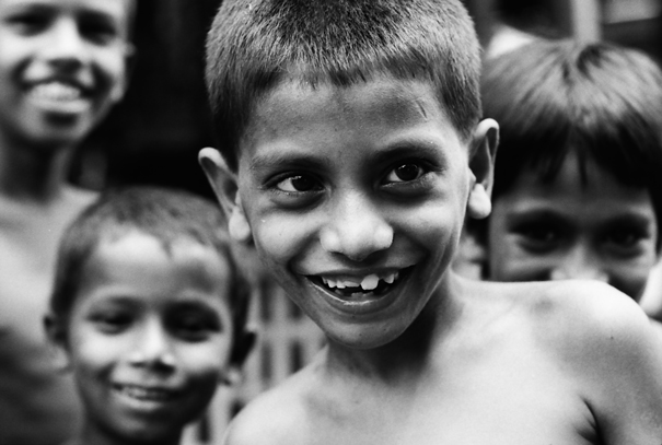 Boy Was Genuinely Excited (Bangladesh)