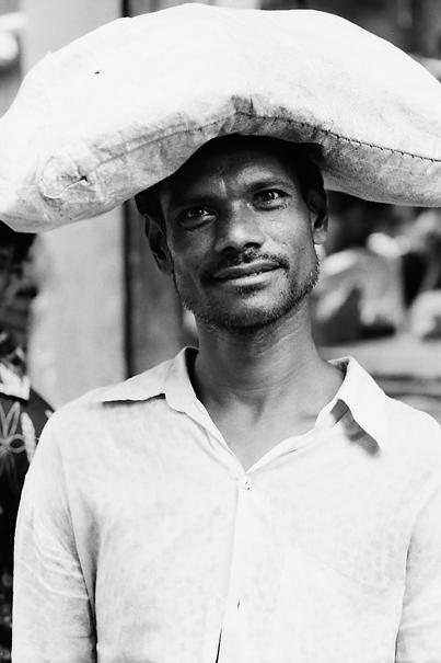 Bag On The Head (Bangladesh)