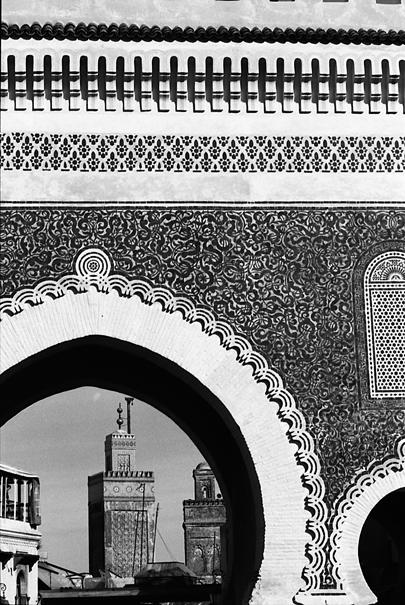 Bab Bou Jeloud in Fez