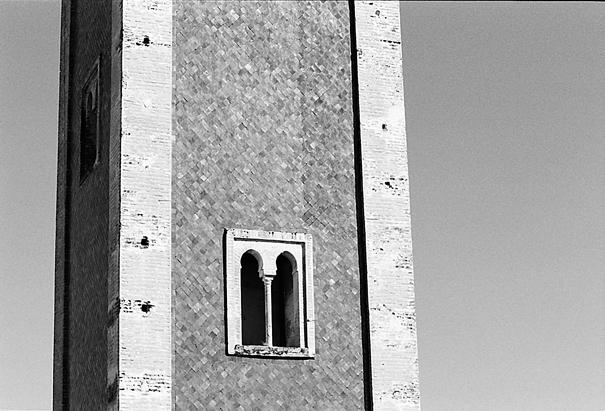 Minaret Of Grand Mosque @ Morocco