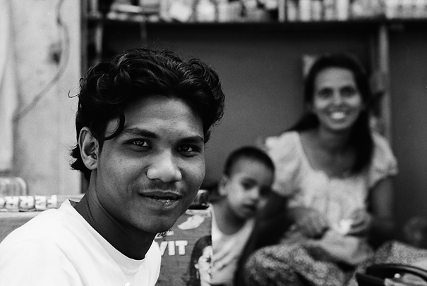Young Husband (Myanmar)