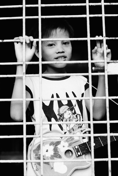 Guitar In The Cage @ Myanmar