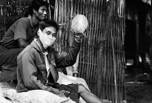 Coconut In The Hand (Myanmar)