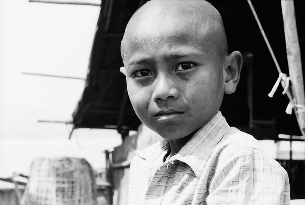 Prick-eared Boy @ Myanmar