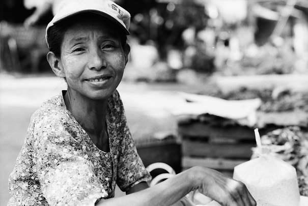 Gentle Smile @ Myanmar