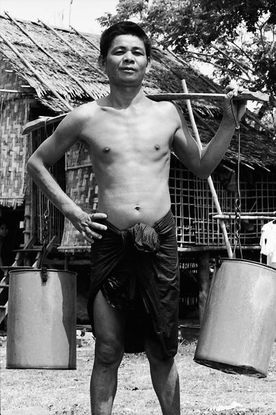 Imposing Figure (Myanmar)