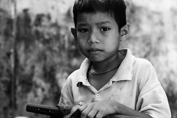 Boy @ Myanmar