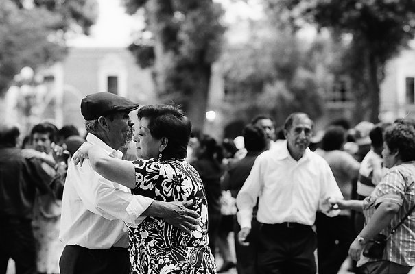 Man And Woman Dancing Together (Mexico)