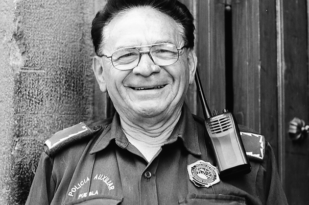 Smiling Patrolman (Mexico)