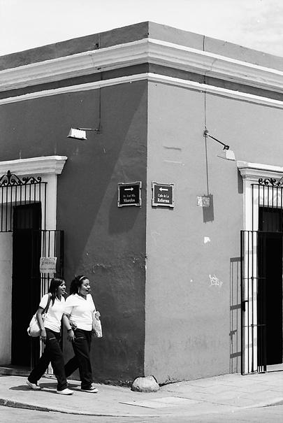 Street Corner @ Mexico