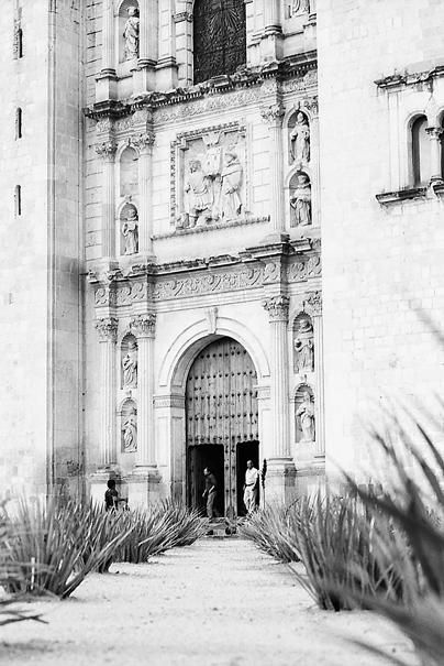 Iglesia de Santo Domingo of Oaxaca