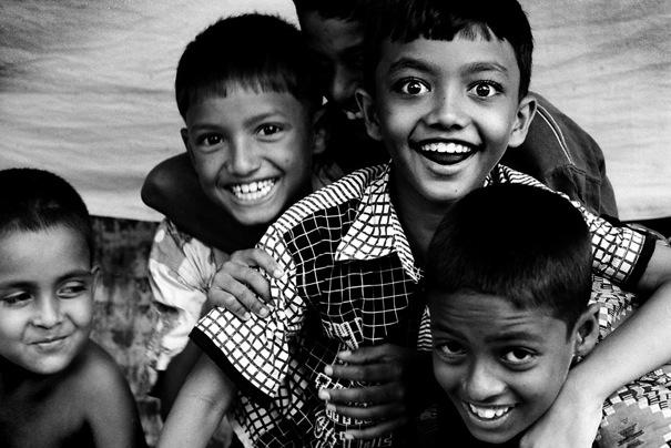 Surprised Look @ Bangladesh