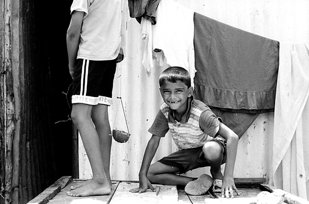 Boy's Smile @ India