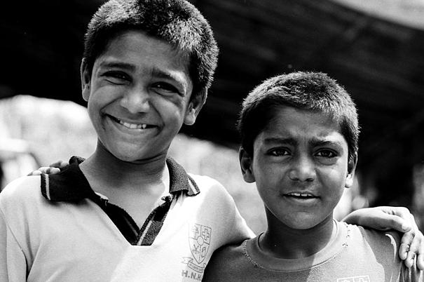 Strikingly Similar Faces (India)