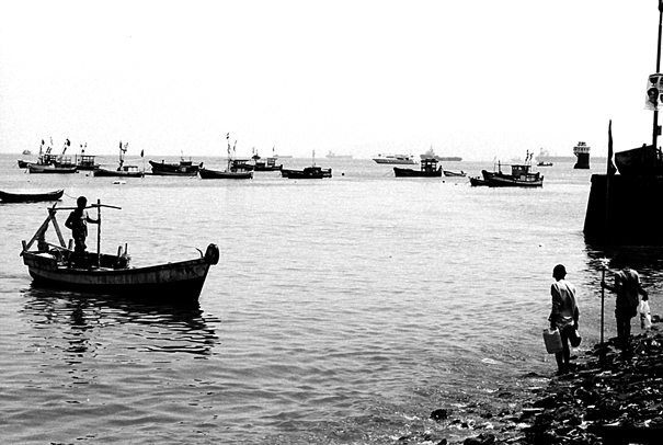 Ship Was Coming @ India