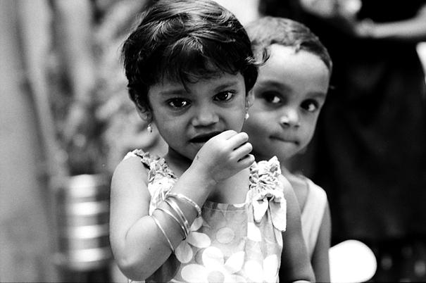 Self-assured Girl And Dastard Boy (India)