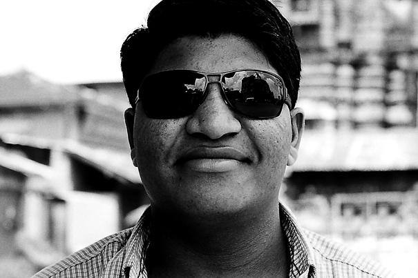 Man Wore Sunglasses (India)
