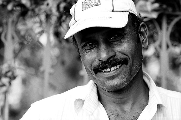 Cap And Mustache (India)