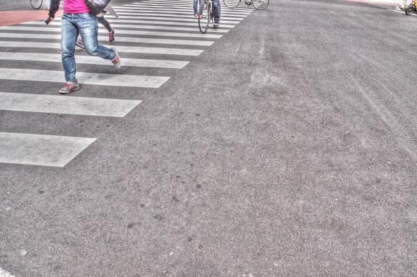 Running Figure (Tokyo)