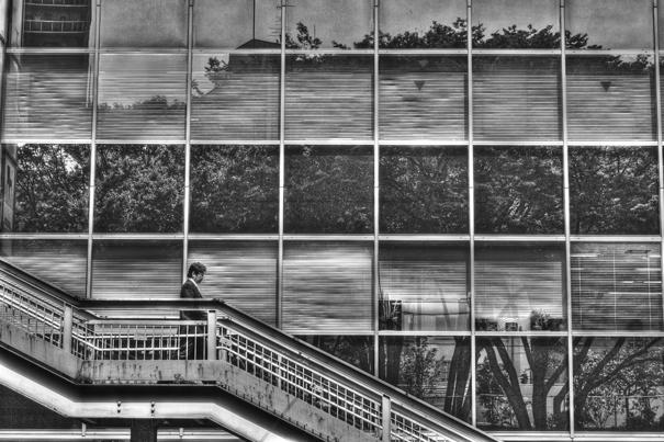 Footbridge @ Tokyo