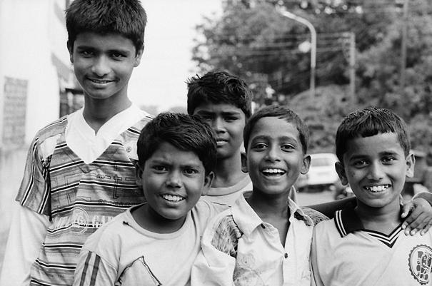 Five Boys (India)