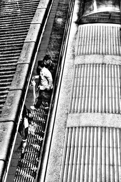 Platform of Ochanomizu station