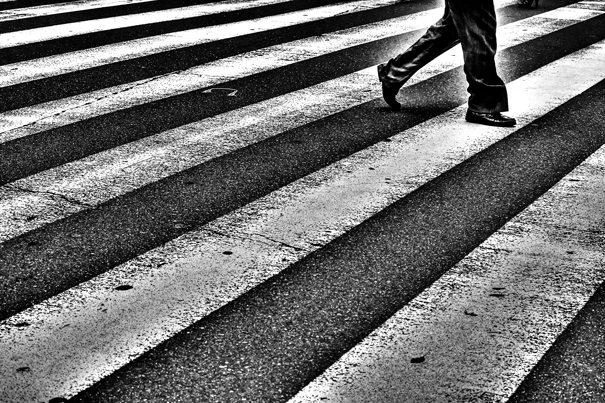 White Lines And Legs @ Tokyo
