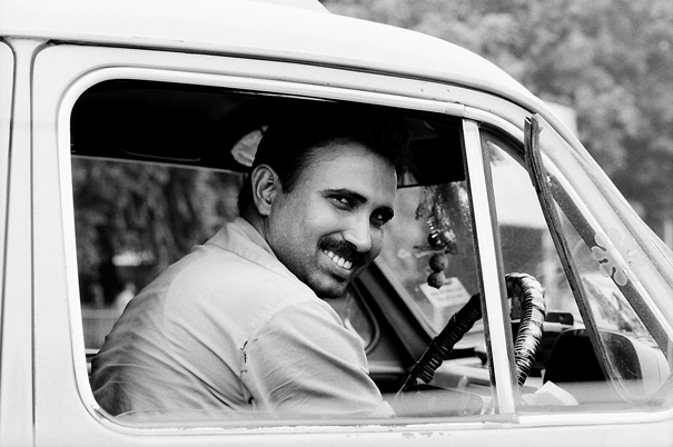 Driver Smiles (India)
