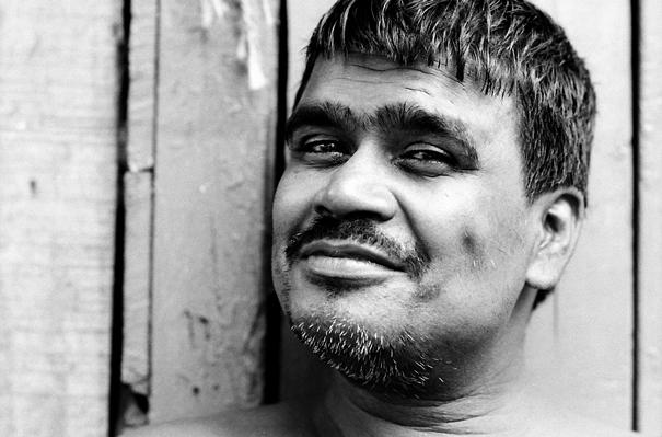 Humorous Smile Of A Man (India)