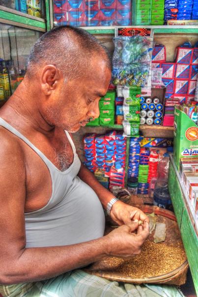 Tobacconist @ India