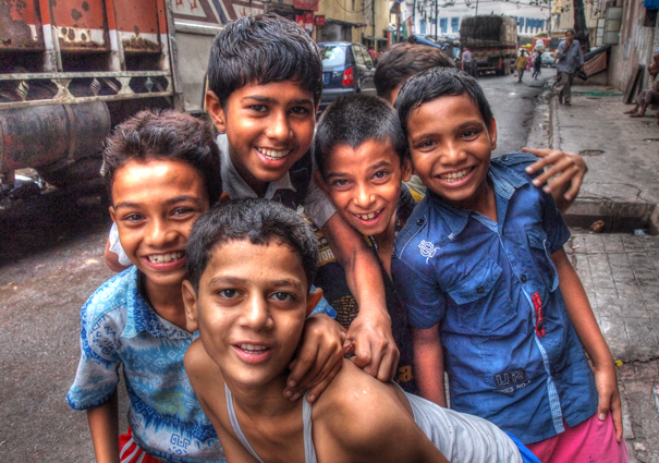 Boys In The Streets (India)