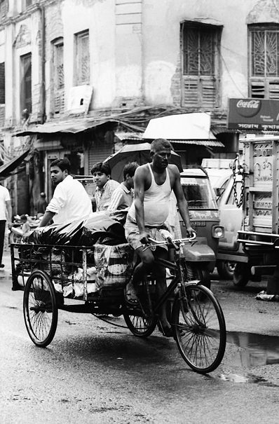 Tricycle Goes (India)